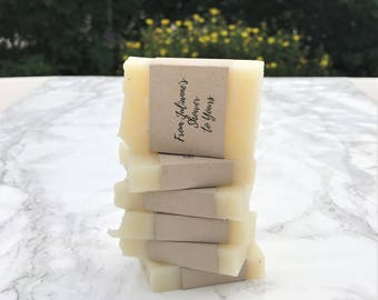 10 Customized shower favor Soaps, personalized favors, bridal shower favours, shower soap favors,  wedding soap favors, baby shower favors