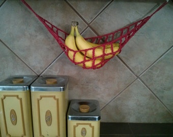 Banana Hammock - Colours Collection (Red) - Ready to Ship!