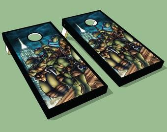 Turtle Bean Bag Etsy