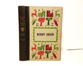 Hollow Book Safe Robin Hood book safe compartment Kids Room Decor Secret compartment Hiding Place Travel Cash Stash