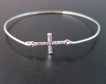 Cross Jewelry for Women, Faith Jewelry, Religious Jewelry Christian Jewelry, Spiritual Jewelry, Faith Bracelet for Women, Christian Bracelet
