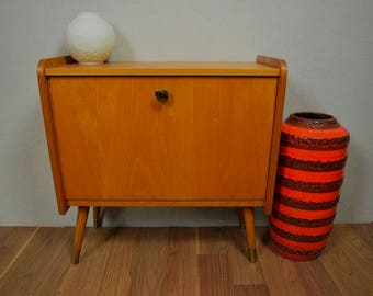 Vintage shoe cabinet / DBGM | 60s | Germany