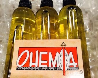 Ohemia's Liquid Gold Hair Oil