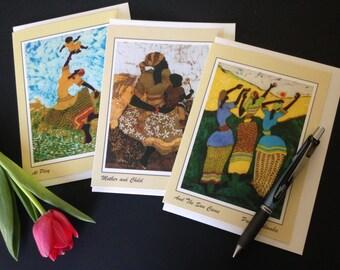 Nzalamba Art Works Notecards