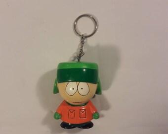 Vintage South Park Kyle Key Chain