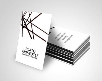 Business Cards (JUVENTAS Template)
