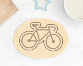 Bicycle Cookie Cutter – Bike Cookie Cutter Bicycle Gifts Fixie Cookie Cutter BMX Cookie Cutter BMX Cookie Cutter Velo France Gift