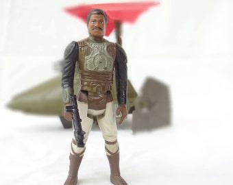 Lando Calrissian Skiff Guard Outfit Star Wars Action Figure Return Of The Jedi
