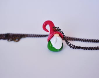 Gnome Necklace/Charm