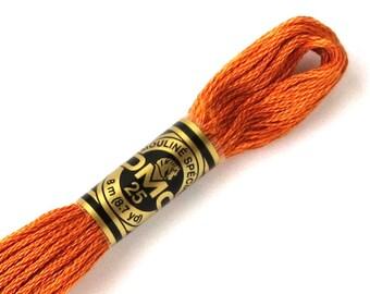 DMC 976 Floss - 6 Strand Embroidery Floss - Medium Golden Brown
