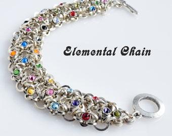 Tutorial Elemental Chain (Wide Version)