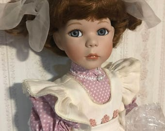 "Morning Doll Collection- Limited Edition ""Charlotte"" by Alice Foster"