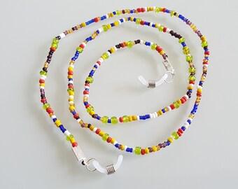 Ribbon cord for Glasses MULTICOLOR model