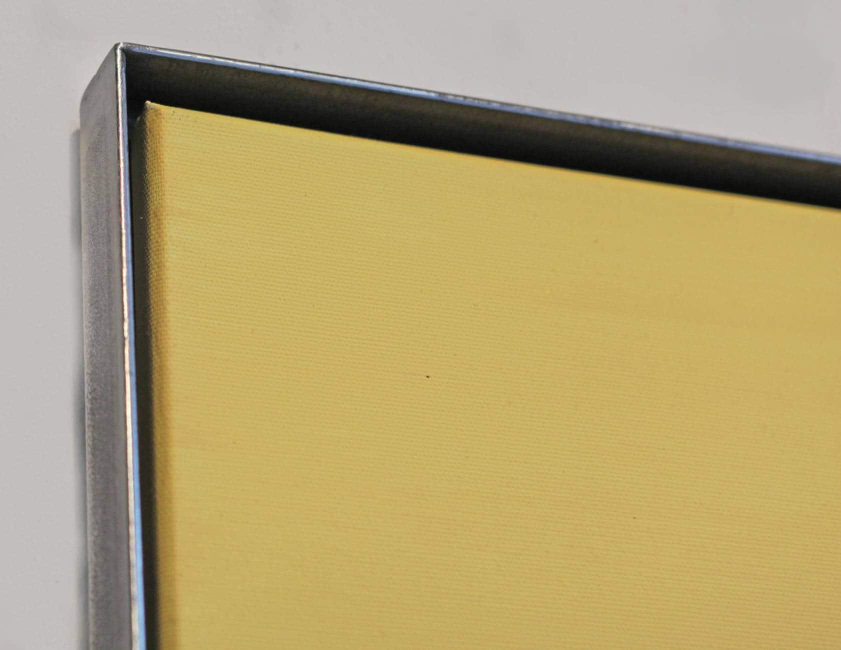 Bilderrahmen Schattenfugenrahmen Stahl Leinwandrahmen Rahmen