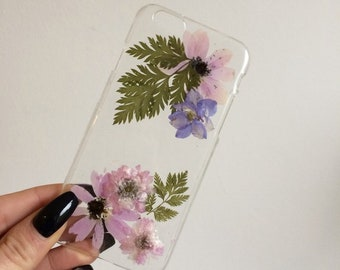 Pressed Flowers Case (iPhone 6/6s)