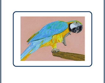 Keeping Your Parrot Healthy .pdf - Sally Blanchard's Parrots Made E-Z: Stuff you Need to Know