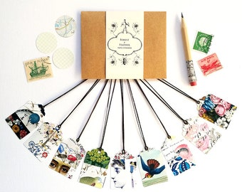 Infinity - Gift tag set of 15