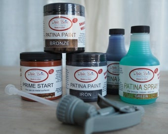 Dixie Belle Paint Company Patina Collection