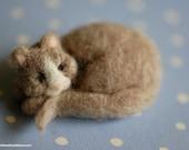 Kitty up, wool fairytale ...