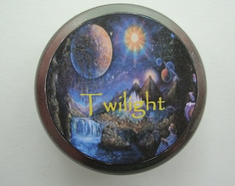 Twilight Solid Perfume, Solid Perfume, Perfume, Fragrance, Essential Oils, Vanilla Oil, Patchouli, Sandalwood, Gift