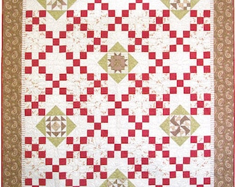 Bayside cottage by Painted Pony 'n Quilts - Quilt Pattern