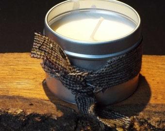 Rose & Geranium Candle