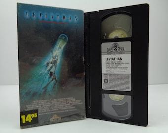 Leviathan VHS Tape