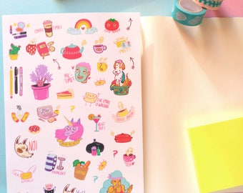 You can do it! Planner Stickers