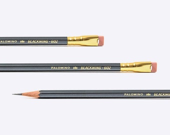 Palomino Blackwing 602 Pencil — a quality pencil and great gift for stationery lovers!