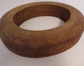 Solid wood brim maker for hats