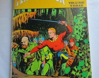 Vintage 1977 Flash Gordon Escapes to Arboria Volume 3