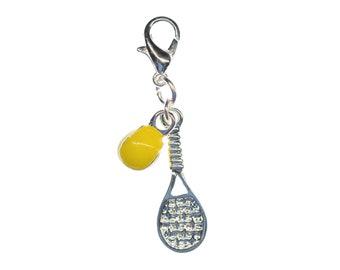 Tennis Earrings Tennis Racket Ball Miniblings Racket Tennis Ball Enamelled 2Er drzRBeqpba