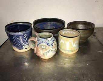 Various Vessels
