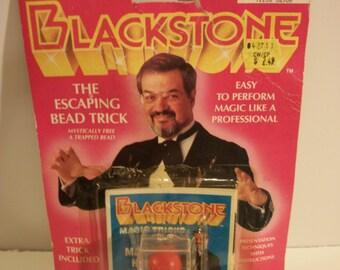 Vintage Blackstone Escaping Bead Trick by Jak Pak & Blackstone Magik Enterprises