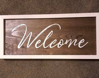 Welcome- Ivory