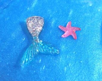 Borax free Under the sea pigment slime