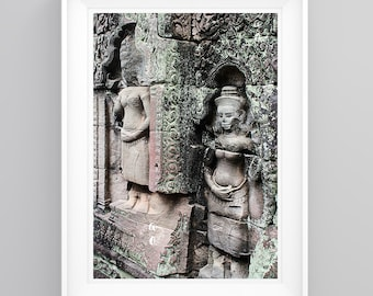Original Photography Print - ANGKOR WAT, Cambodia- Temple, Various sizes