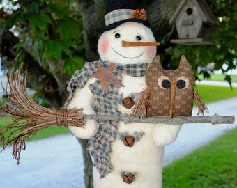 Instant Download E-Pattern Winter Friends