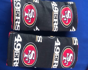 49ers Reversible Straps