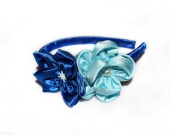Frozen inspired headband