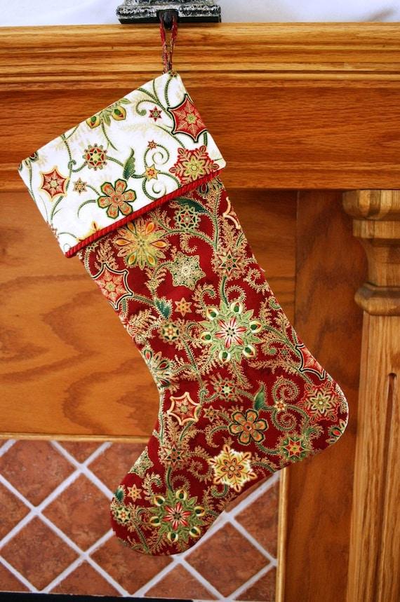 Christmas Stocking Pattern Pdf Free Big Bow Pattern Victorian