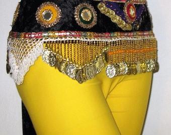 20% OFF Tribal gypsy belt,Tribal belly dance Belly dance,Belly dancing belt,Tribal Gypsy belt, Gypsy coin belt, Gypsy wear, Belly dance belt