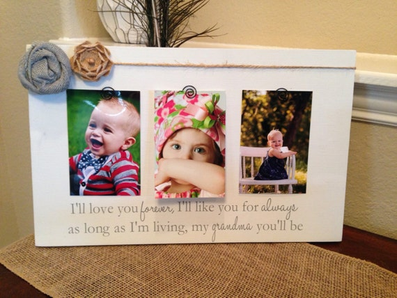 Mother\'s Day Gift Grandma frame mom mothers day mommy Personalized ...