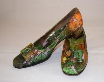 Vintage Manor-Bourne Shoes for I.Magnin & Co