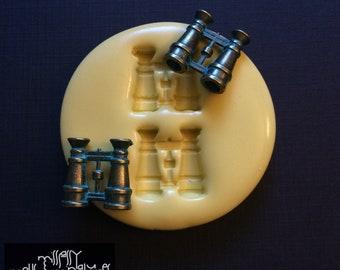 Binocular Silicone Mold