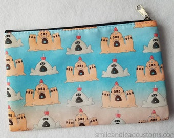 Sandygast and Palossand Zipper Pouch