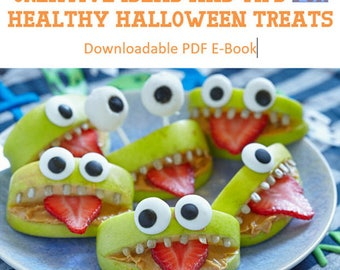 Creative Ideas and Tips For Healthy Halloween Treats