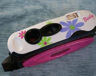 Polaroid I-Zone Barbie Camera