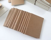 Items similar to Pack of 13 Passport size notebooks / Buy ...