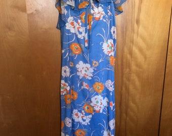 Princess Kaiulani Liberty House dress